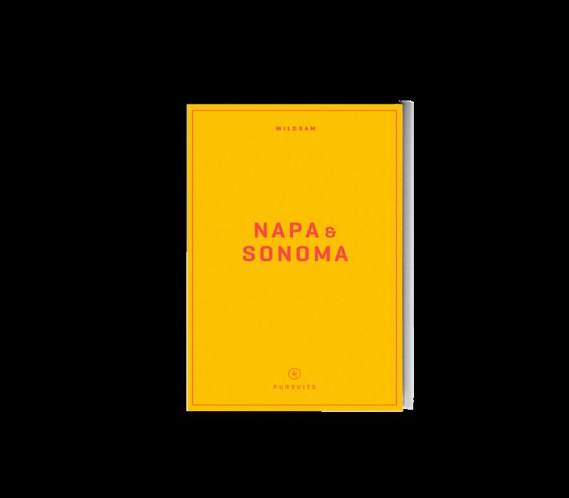 Wildsam Napa & Sonoma Field Guide