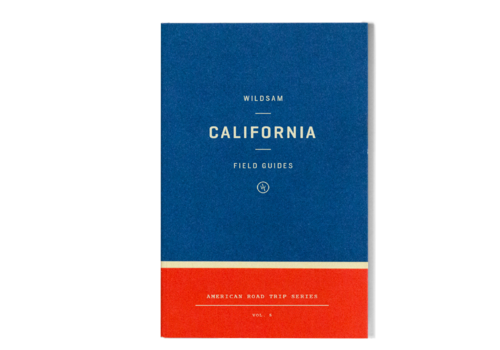Wildsam California Field Guide
