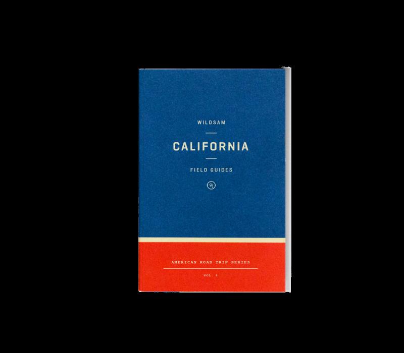 Wildsam California Field Guide