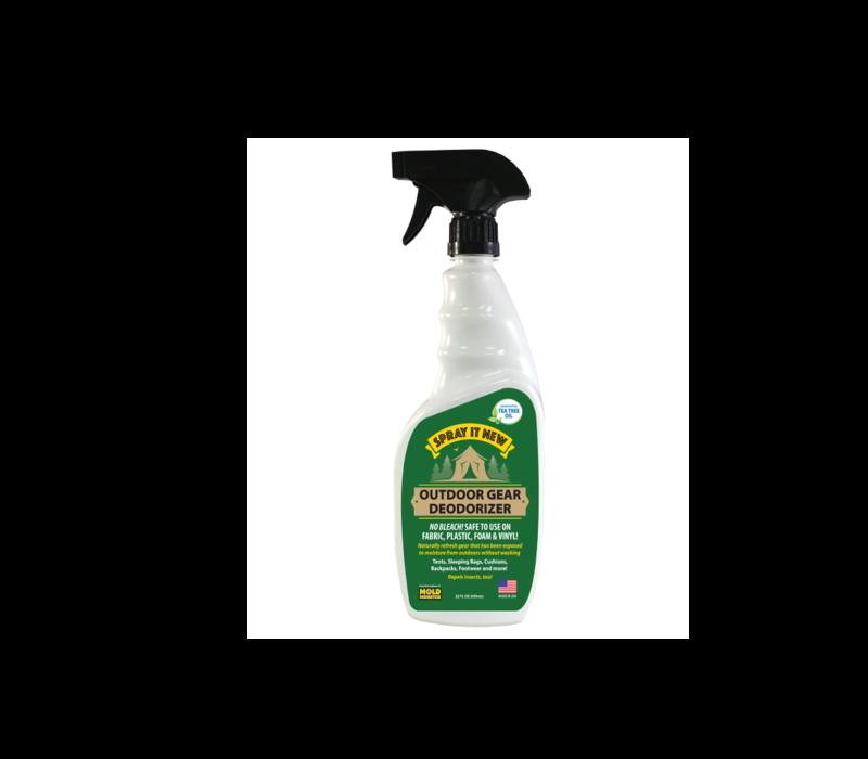 Spray it New Gear Deodorizer