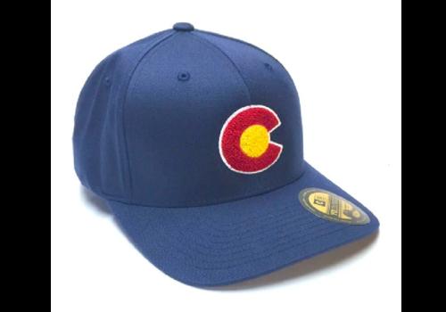 YoColorado YoColorado Colorado C Flexfit Hat