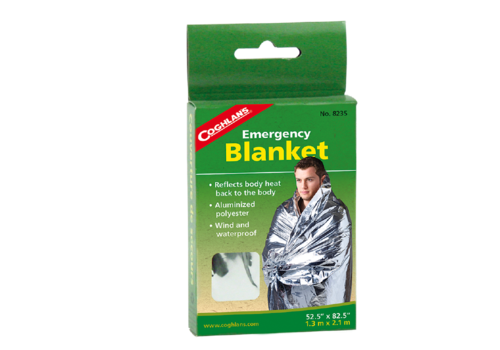 Coghlans Coghlans Emergency Blanket