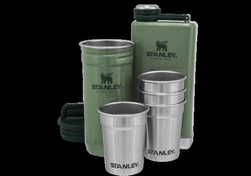 Stanley Pre-Party Shot Glass + Flask Set