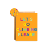 Compass Paper Co. Compass Paper Co. Climbing Please Greeting Card