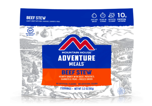 Mountain House Mountain House Beef Stew Freeze Dried Meal