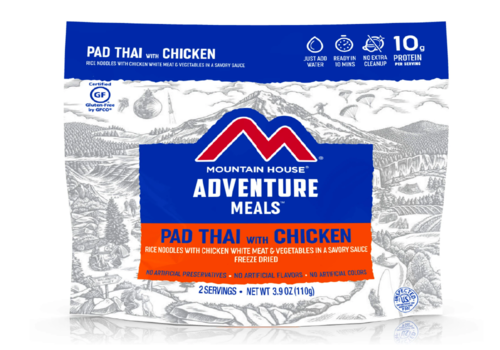 Mountain House Mountain House Pad Thai w Chicken Freeze Dried Meal