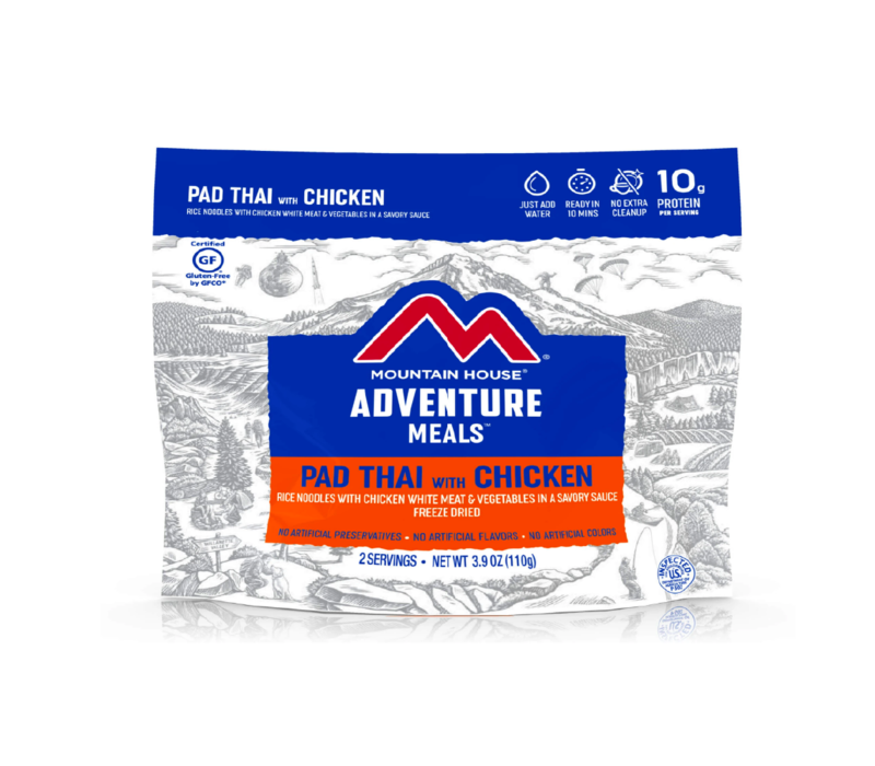 Mountain House Pad Thai w Chicken Freeze Dried Meal