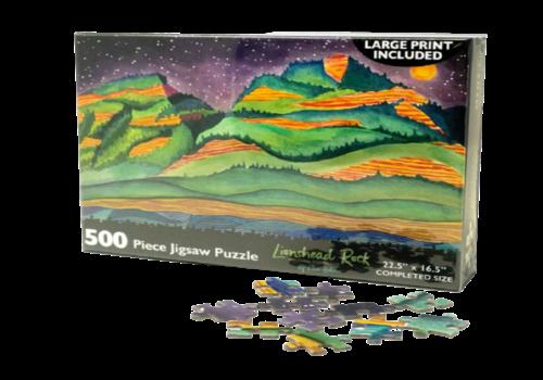 Vela Vela Lionshead 500 Piece Puzzle