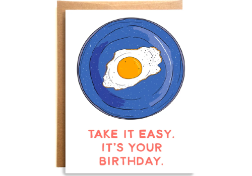 Compass Paper Co. Compass Paper Co. Take it Easy Card