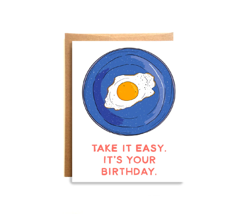 Compass Paper Co. Take It Easy Card