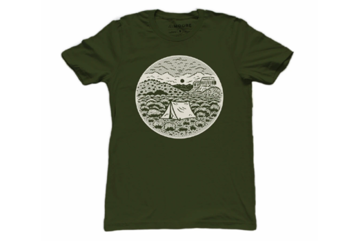 Moore Collection Desert Camper Unisex Tee