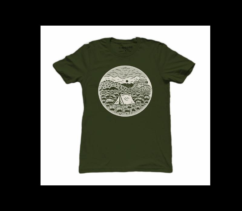 Moore Collection Desert Camper Unisex Tee