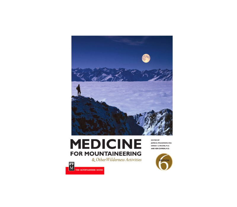 Medicine for Mountaineering Book