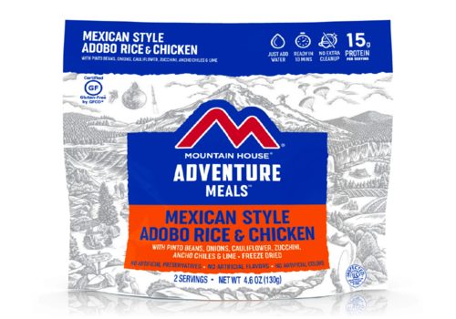 Mountain House Mountain House Adobe Chicken & Rice Freeze Dried Meal