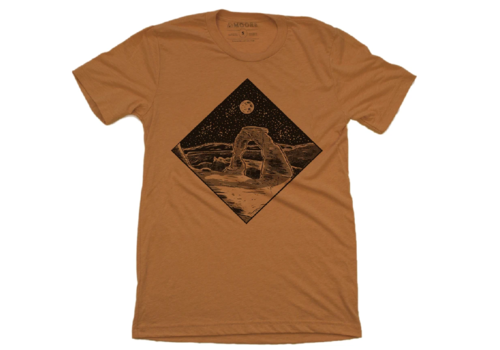 Moore Collection Moore Collection Arches Unisex Tee