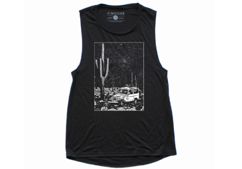 Moore Collection Moore Collection Ladies Desert Cruiser Tank