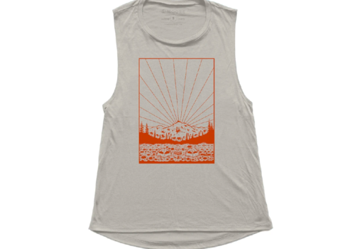 Moore Collection Moore Collection Ladies Sunrise Tank