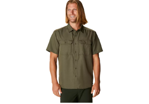 Mountain Hardwear Mountain Hardwear Men's Short Sleeve Canyon Shirt