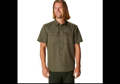Mountain Hardwear Mountain Hardwear Men's Short Sleeve Canyon Shirt