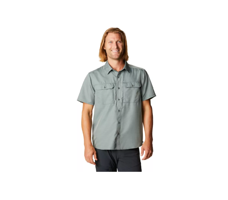 Mountain Hardwear Men's Short Sleeve Canyon Shirt