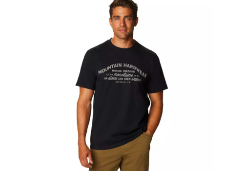 Mountain Hardwear Mountain Hardwear On Snow and Stone SS T-Shirt