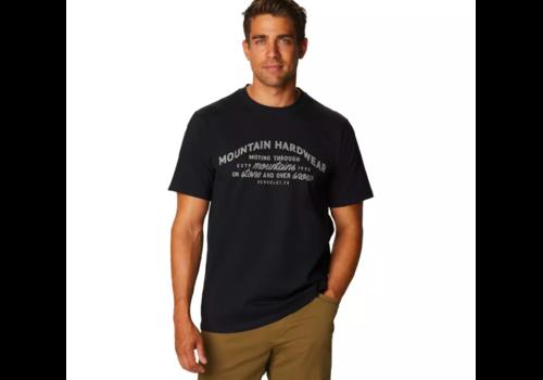 Mountain Hardwear Mountain Hardwear On Snow and Stone SS T-Shirt