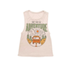 Keep Nature Wild Keep Nature Wild Women's Say Yes to Adventure Muscle Tank