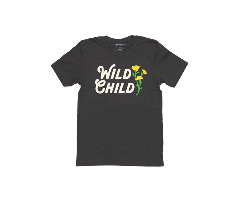 Keep Nature Wild Unisex Wild Child T-Shirt