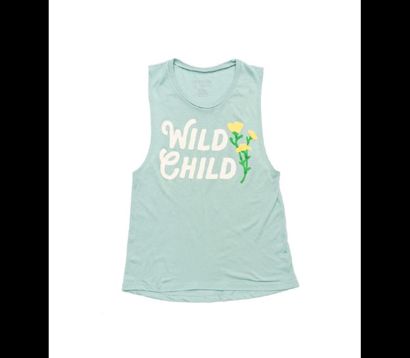 Keep Nature Wild Women's Wild Child Muscle Tank
