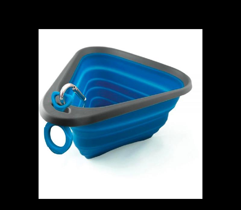 Kurgo Mash & Stash Collapsible Dog Bowl Large