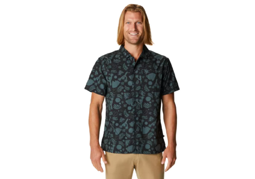 Mountain Hardwear Mountain Hardwear Camp Short Sleeve Shirt