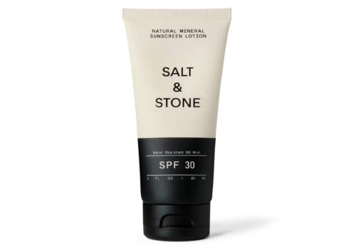 Salt & Stone Salt & Stone SPF 30 Natural Mineral Sunscreen Lotion