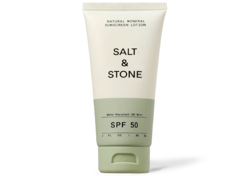 Salt & Stone Salt & Stone 50 SPF Natural Mineral Sunscreen Lotion