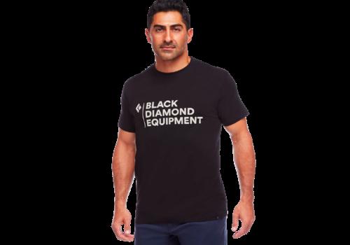 Black Diamond Black Diamond Men's Stacked Logo Tee