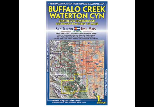 Sky Terrain Sky Terrain Buffalo Creek | Watertown Canyon Map
