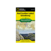 National Geographic National Geographic 111:  Red Feather Lakes   Glendevey Map