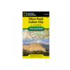 National Geographic National Geographic 137: Pikes Peak   Canon City Map