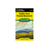 National Geographic National Geographic 133: Kebler Pass | Paoni Reservoir Map
