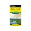 National Geographic National Geographic 114: Walden   Gould Map