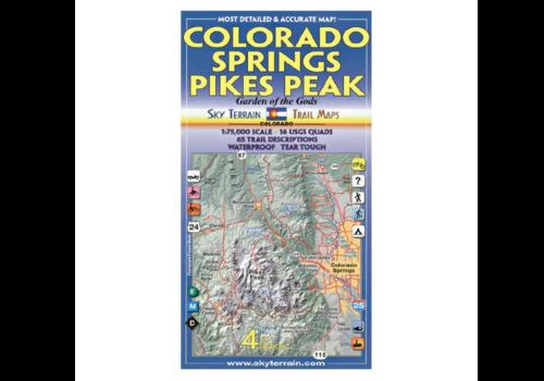 Sky Terrain Sky Terrain Colorado Springs | Pikes Peak Map
