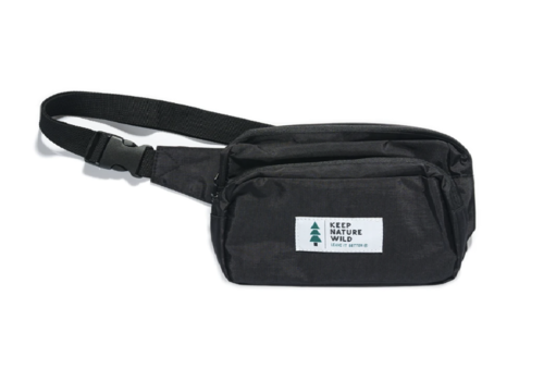Keep Nature Wild Keep Nature Wild Fanny Pack