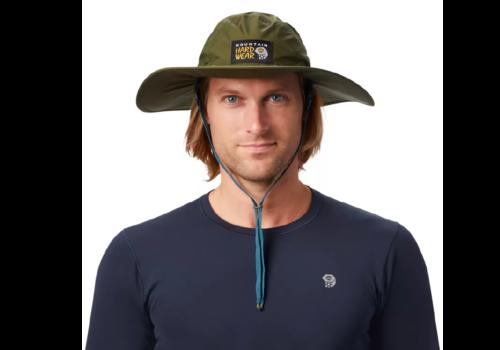 Mountain Hardwear Mountain Hardwear Exposure 2 Goretex Paclite Rain Hat