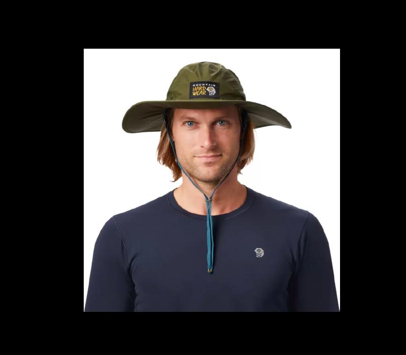 Mountain Hardwear Exposure 2 Goretex Paclite Rain Hat
