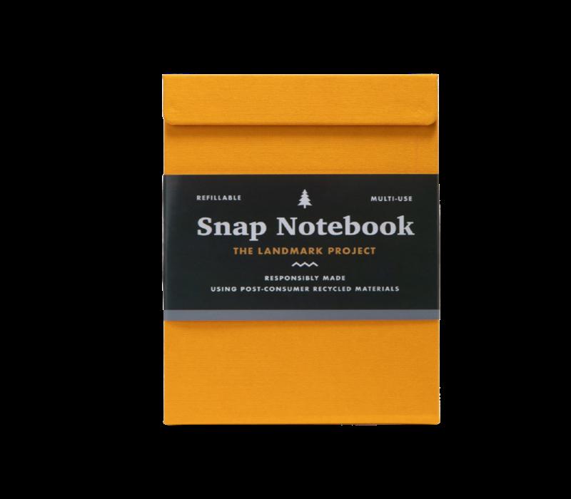 Landmark Project Snap Notebook A5