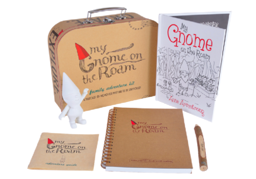 My Gnome on the Roam My Gnome on the Roam Family Adventure and Creativity Kit
