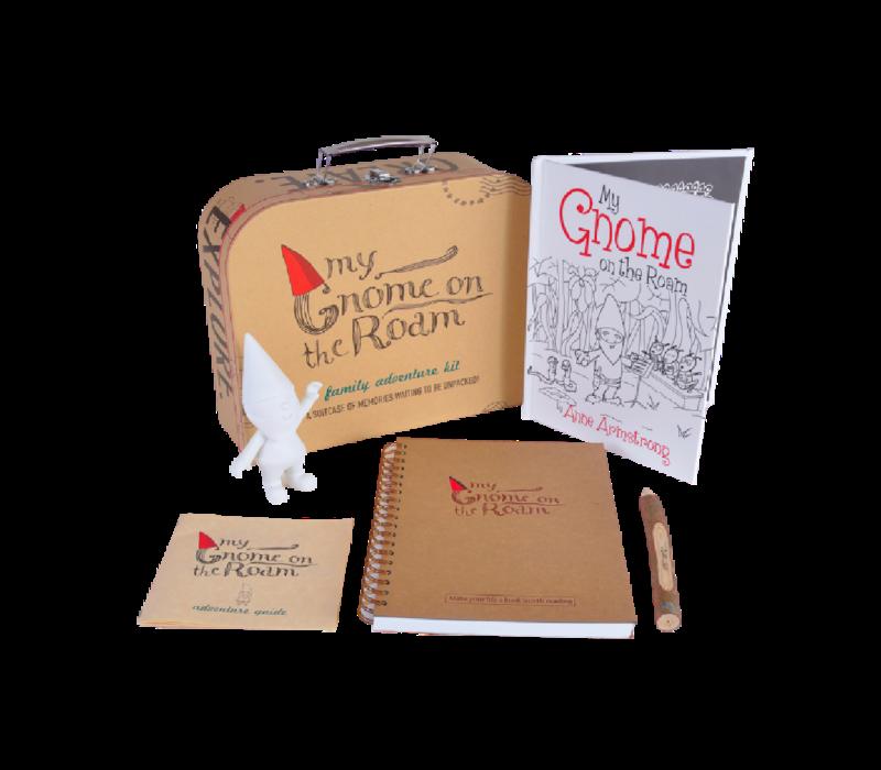 My Gnome on the Roam Family Adventure and Creativity Kit