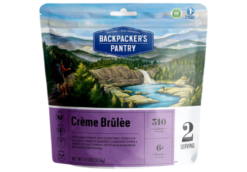 Backpacker's Pantry Backpacker's Pantry Creme Brulee