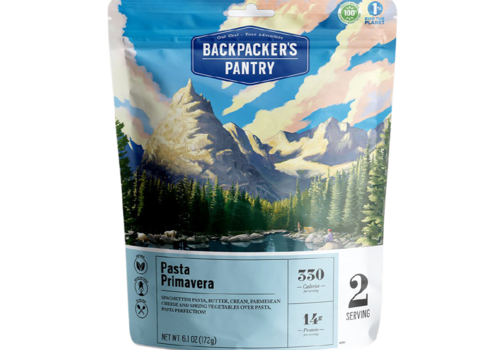 Backpacker's Pantry Backpacker's Pantry Pasta Veg Primavera Freeze Dried Meal