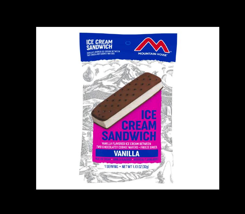 Mountain House Vanilla Ice Cream Sandwich