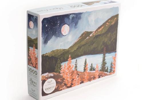 1canoe2 1canoe2 Alpine Moon Puzzle